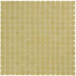 Mozaiektegel Amsterdam Ultra Light Brown Soft Grain Glass 322x322