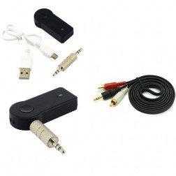 Bluetooth Module Set Aux to Bluetooth