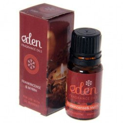 Geurolie Eden Frankincense Mirre 10 ml