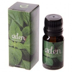 Geurolie Eden Patchouli 10 ml