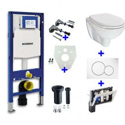 Inbouwtoilet Set Geberit UP 320